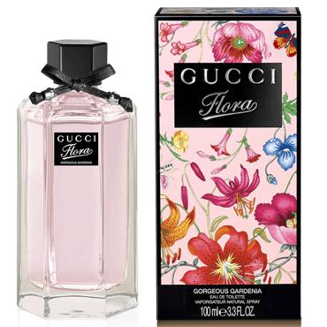 Gucci Туалетная вода Flora By Gucci Gorgeous Gardenia Limited Edition, 100 ml