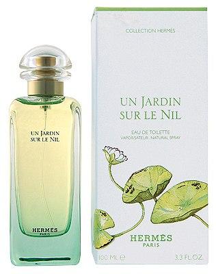 Hermes Туалетная вода Un Jardin sur le Nil, 100 ml