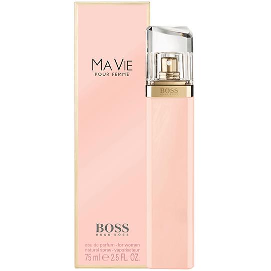 Hugo Boss Парфюмерная вода Boss Ma Vie Pour Femme, 75 ml