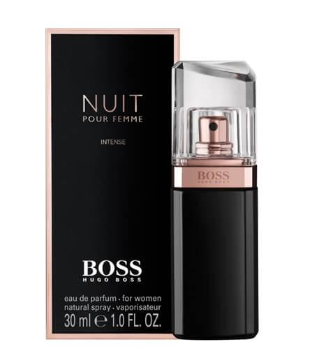 Hugo Boss Парфюмерная вода Boss Nuit Pour Femme Intense, 75 ml