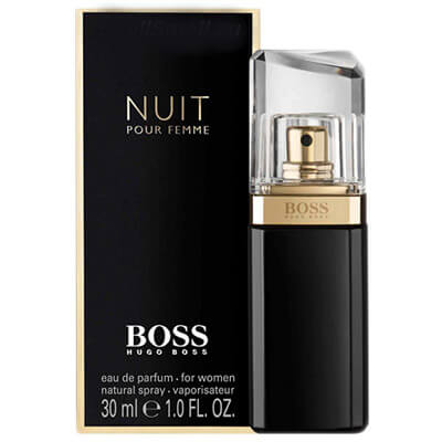 Hugo Boss Парфюмерная вода Boss Nuit Pour Femme, 75 ml