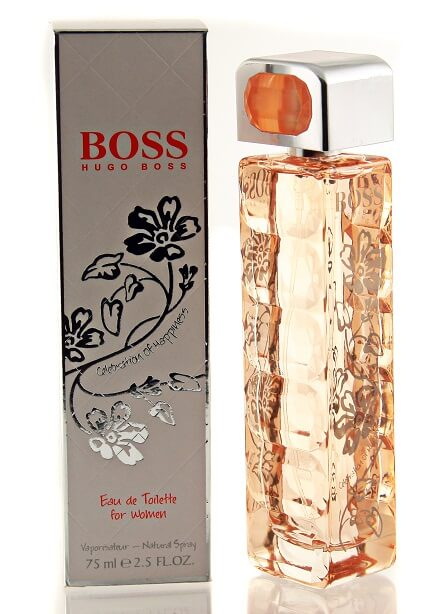 Hugo Boss Туалетная вода Boss Orange Celebration of Happiness, 75 ml