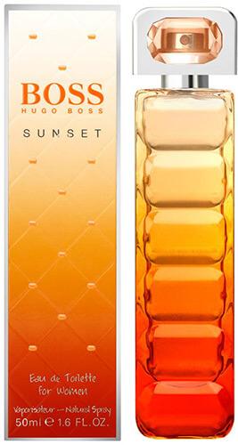 Hugo Boss Туалетная вода Boss Orange Sunset, 75 ml