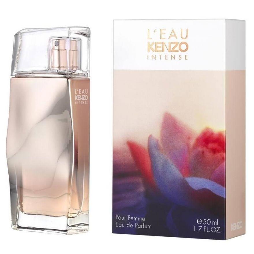 Kenzo Парфюмерная вода L`Eau Kenzo Intense Pour Femme, 100 ml