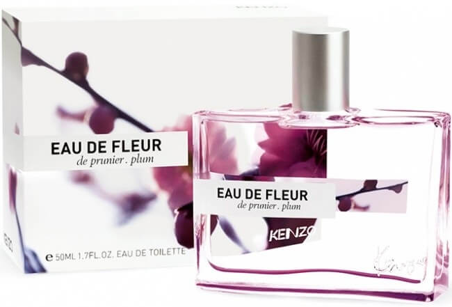 Kenzo Туалетная вода Eau De Fleur de Prunier Plum, 100 ml