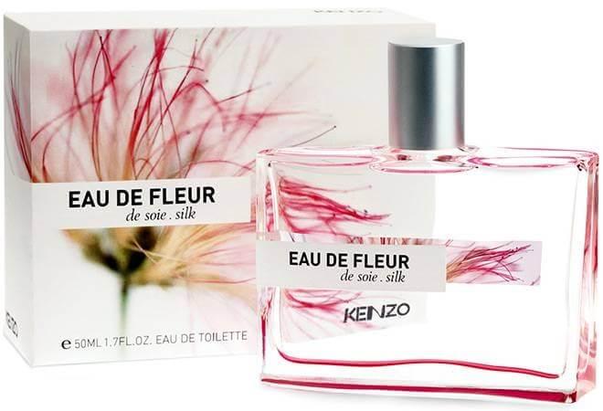 Kenzo Туалетная вода Eau De Fleur de Soie Silk, 100 ml