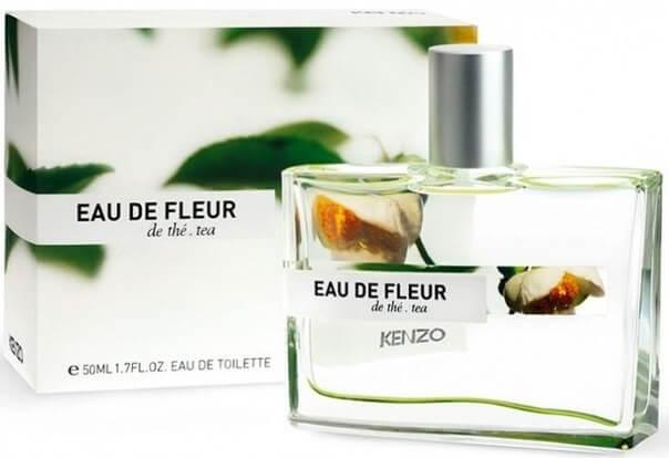Kenzo Туалетная вода Eau De Fleur de The Tea, 100 ml