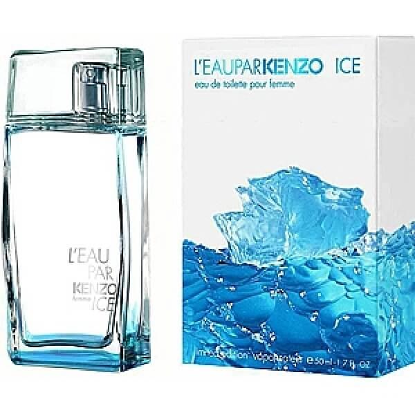 Kenzo Туалетная вода L'eau Par Kenzo Ice Pour Femme, 100 ml