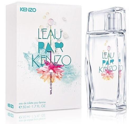 Kenzo Туалетная вода L'Eau Par Kenzo Wild Edition Pour Femme, 50 ml