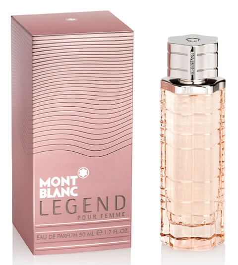 Mont Blanc Парфюмерная вода Legend Pour Femme, 75 ml