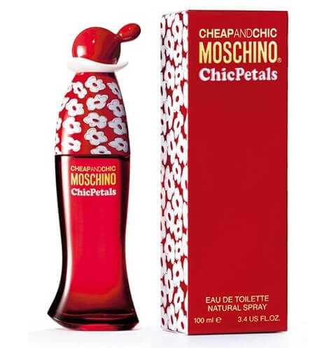 Moschino Туалетная вода Cheap and Chic Chic Petals, 100 ml