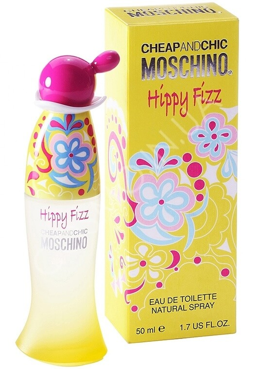 Moschino Туалетная вода Cheap And Chic Hippy Fizz, 100 ml