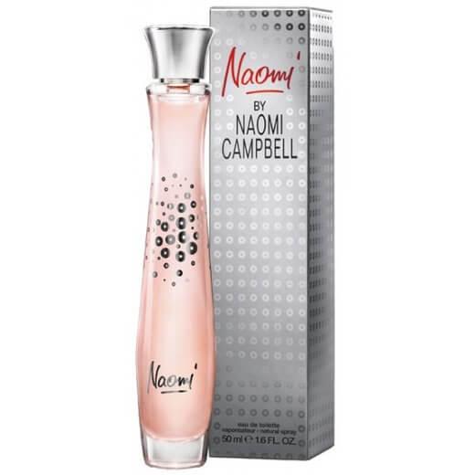 Naomi Campbell Туалетная вода Naomi, 50 ml