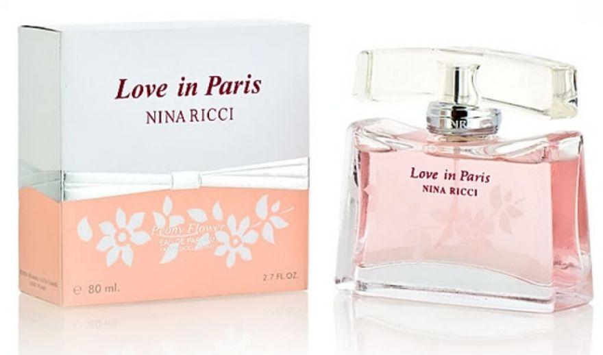 Nina Ricci Парфюмерная вода Love in Paris Fleur de Pivoine, 80 ml