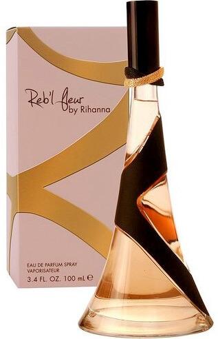 Rihanna Парфюмерная вода Reb'l Fleur, 75 ml