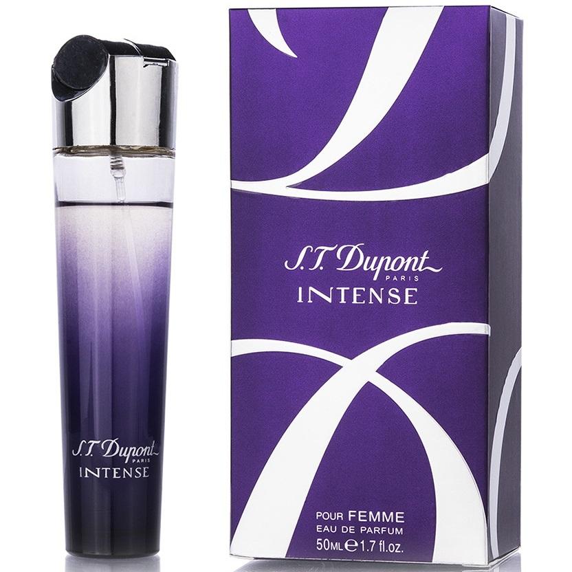 S.T. Dupont Парфюмерная вода Dupont Intense Pour Femme, 100 ml