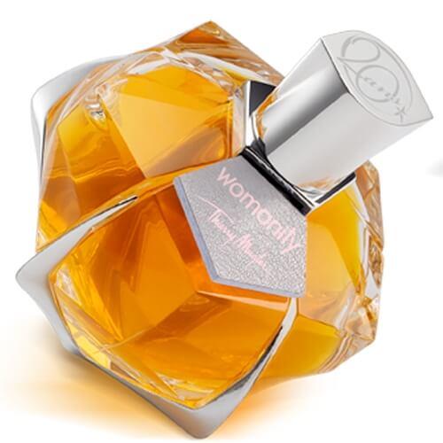 Thierry Mugler Парфюмерная вода Womanity Les Parfums de Cuir, 100 ml