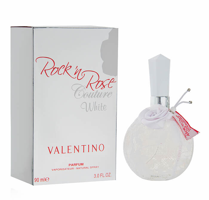 Valentino Парфюмерная вода Rock 'N Rose Couture White, 90 ml