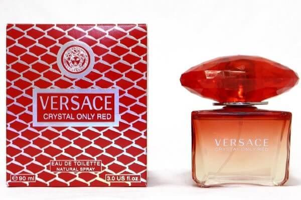 Versace Туалетная вода Crystal Only Red, 100 ml