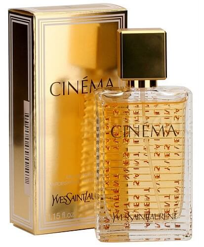 Yves Saint Laurent Туалетная вода Cinema for women, 90 ml