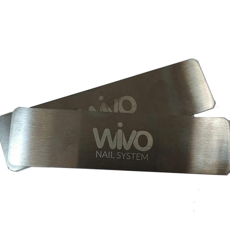 Металлическая основа-пилка  для бафа WIVO 90х25мм