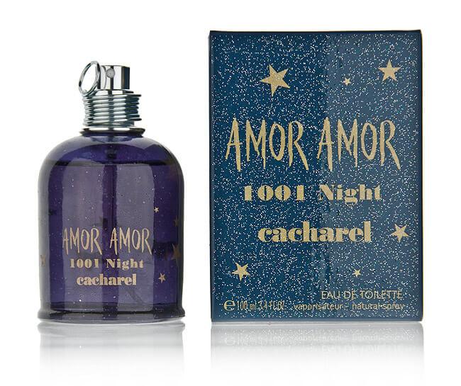 Cacharel Туалетная вода Amor Amor 1001 night, 100 ml