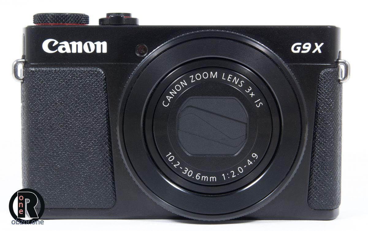 Canon PowerShot G9 X Mark II ( BLACK)