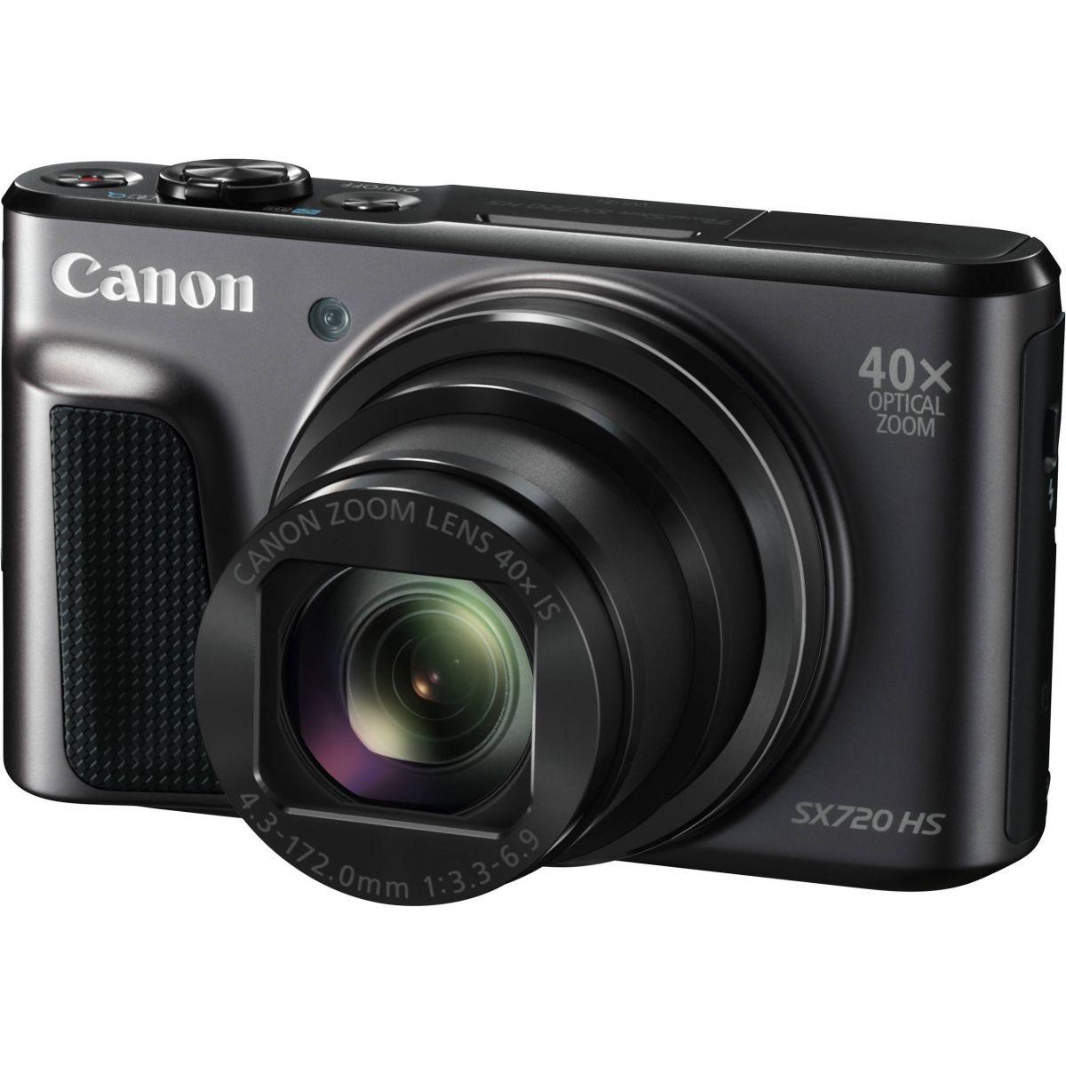 Canon PowerShot SX720 HS(BLACK)