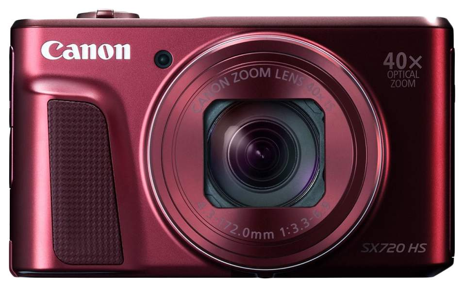 Canon PowerShot SX720 HS(RED)