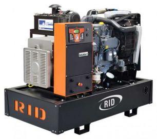 Дизельный генератор RID 80 S-SERIES