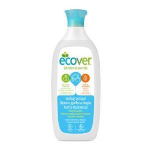 """""""Эковер"""" Экологическая жидкость для мытья посуды с ромашкой и календулой 1 л."""