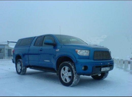 Расширители арок Toyota Tundra  Bushwacker (под ориг.) +38мм 2007-2013 г.в.