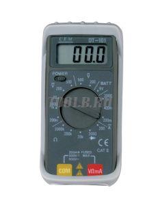 CEM DT-102 мультиметр цифровой