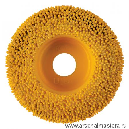 Диск шлифовальный Merlin 2 D 50 мм полукгруглый жёлтый Medium 10010 М00012002