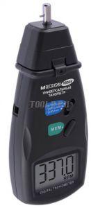 МЕГЕОН 18003 Контактный/Лазерный фототахометр