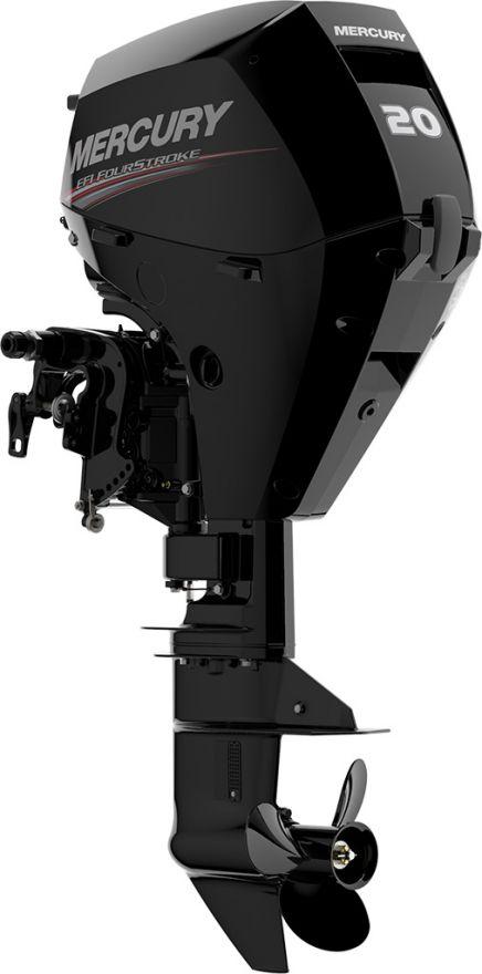 Мотор Mercury F 20 E EFI