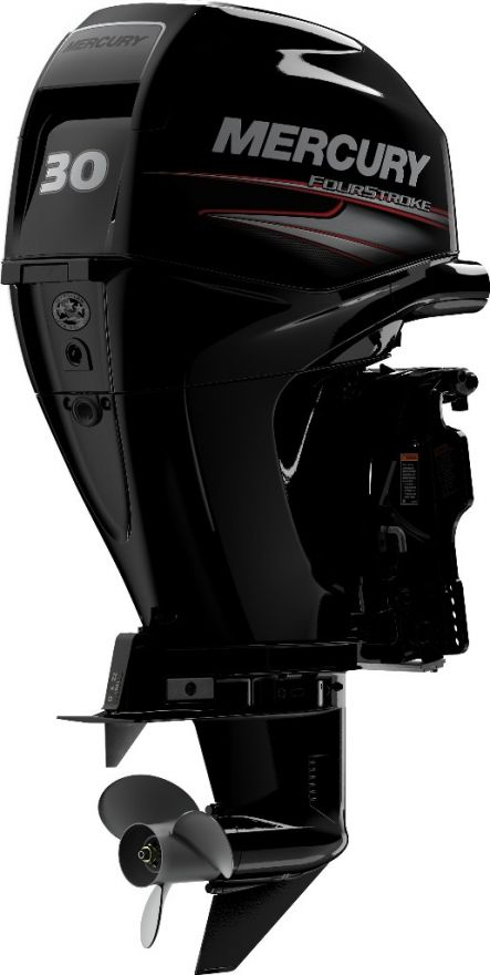 Мотор Mercury F30 ELPT EFI HD