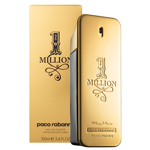 PACO RABANNE 1 MILLION (т) м 100 ml
