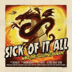 "SICK OF IT ALL ""Wake The Sleeping Dragon!"" 2018 [DIGI]"