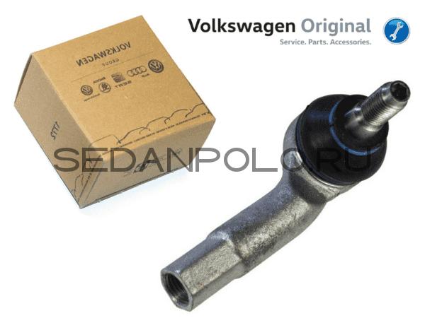 Наконечник рулевой левый VAG Volkswagen Polo Sedan/Skoda Rapid