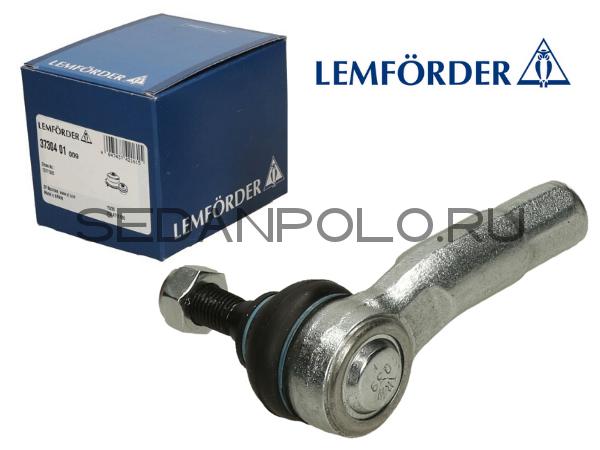 Наконечник рулевой правый Lemforder Volkswagen Polo Sedan/Skoda Rapid