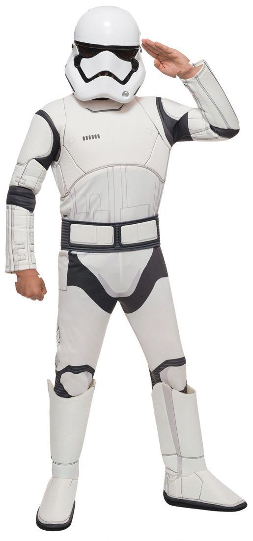 Детский костюм белого Штурмовика