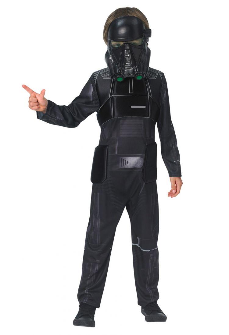 Детский костюм Черного штурмовика