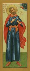 Икона Петр Казанский мученик