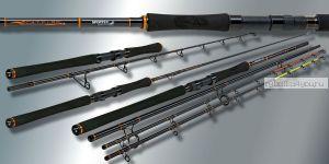 Удилище Sportex Catfire Vertical CF1908 1.95 м 170-300 гр (цельный бланк со съемной ручкой)