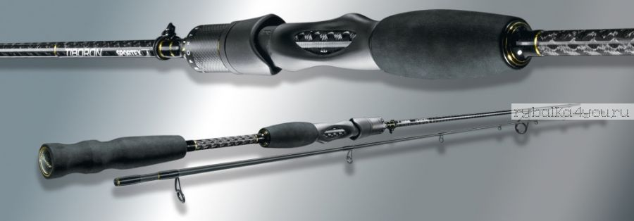 Удилище спиннинговое Sportex TiBoron TB 2100 ULR 2,10 м. 1-7 гр