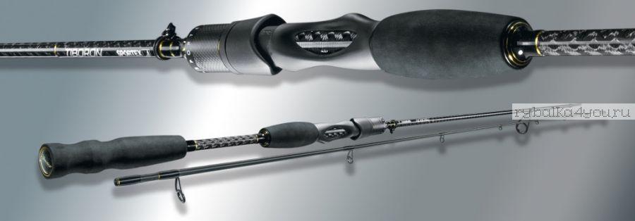 Удилище спиннинговое Sportex TiBoron TB 2400 ULR 2,40 м. 2-8 гр