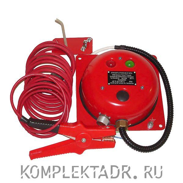 УЗА-2МК-06 / автономное питание (Устройство заземления автоцистерн)