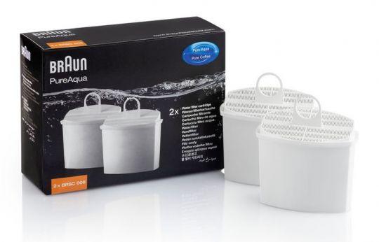 Фильтры BRSC006 для кофеварки Braun, комплект 2 шт.