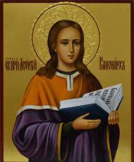 Икона Леонтий Печерский преподобный